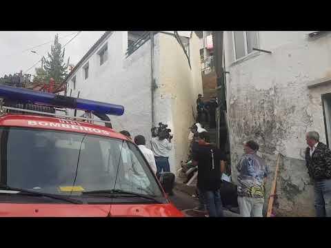 Suspeita de incêndio em edifício na Avenida Zarco no Funchal from YouTube · Duration:  1 minutes 2 seconds