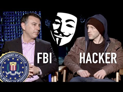 When Hacker From Anonymous Meets FBI Agent In Interview...