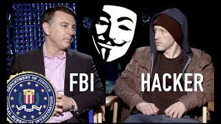 What Happens When Hacker From Anonymous Meets FBI Agent In Interview... thumbnail