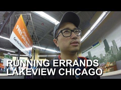 RUNNING ERRANDS LAKEVIEW CHICAGO | Vlog 273