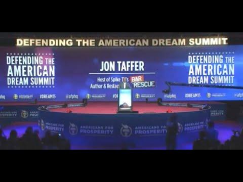 Defending the American Dream - Keynote by Jon Taffer
