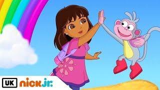 Dora and Friends | Return to Rainbow Rock | Nick Jr. UK
