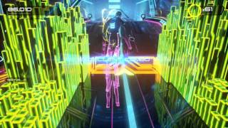 Tron Run/r - A Tron themed endless runner for the PC - Stage 1 (1080p)