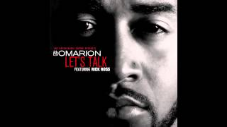 Download Omarion ft Rick Ross - Lets Talk (Ingenious Mindz Mix) MP3 song and Music Video