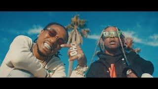 Смотреть клип Ty Dolla $ign Ft. Gucci Mane & Quavo - Pineapple