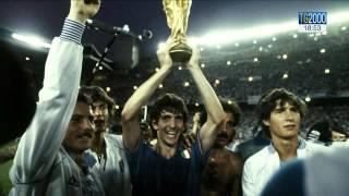 11 luglio 1982: l'Italia campione del mondo di calcio