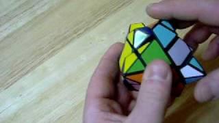 Hexagonal Dipyramid Cutter Cube Mod