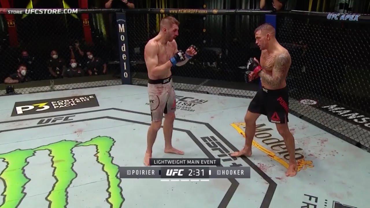 UFC Vegas 4: Poirier vs. Hooker / UFC Вегас 4 - Highlights