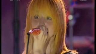 Paramore - CrushCrushCrush (Live Hard Rock Café, New York 2007)