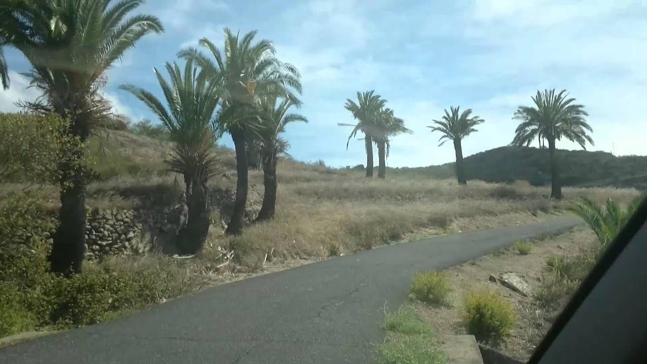 Download Autofahrt Valle Gran Rey - La Gomera - Oktober 2014