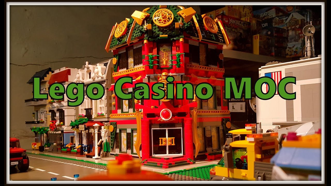 Lego Casino Royale | Euro Palace Casino Blog