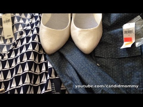 Gap Outlet Haul | AWESOME Coupon!!