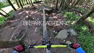 summer throwback: a forgotten bikepark weekend - Lac Blanc RAW -subtitled-