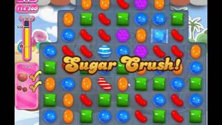 Candy Crush Saga - Level 1639 (3 star, No boosters)