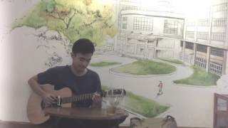 The moment I see you (khoảnh khắc gặp em) cover by Minh Trị