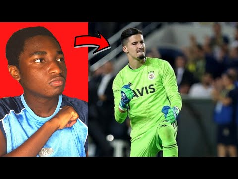 Football Fan Reacts To Altay Bayindir Skills & Best Saves Of 2020/2021