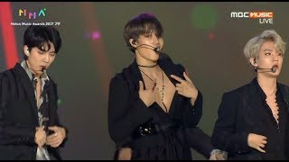 2017 MelOn Music Awards - EXO 《Forever》+《전야 (前夜)(The Eve)》+ 《Ko Ko Bop 코코밥》 20171202