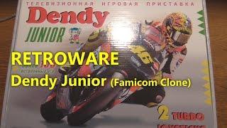 Dendy Junior (Famicom Clone) /// RETROWARE