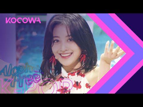 TWICE – Alcohol-Free [SBS Inkigayo Ep 1098]