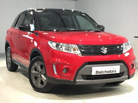 Suzuki Vitara available at Batchelors Motor Group