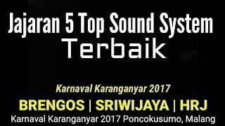 5 Sound System Terbaik Di Karnaval Karanganyar 2017