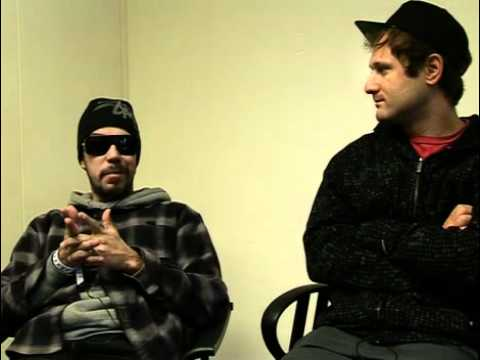N.A.S.A. interview - Sam Spiegel and Ze Gonzalez (part 2)