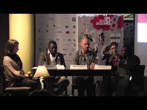 Panel: Africa Rising | One World Romania 2015