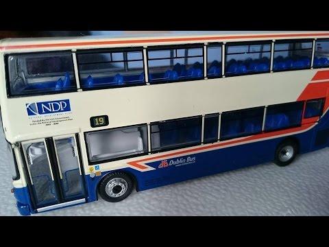 The Model Bus Collection Series [Part 14] (Alexander ALX 400) Dublin Bus