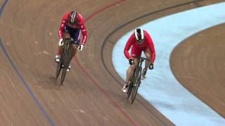 shuang guo wai sze lee women s sprint bronze final race 2 2013 uci world track championships