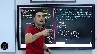 Kombinasyon 2 - Konu Anlatımı ve Soru Çözümleri | Ali Ahsen AKTİ