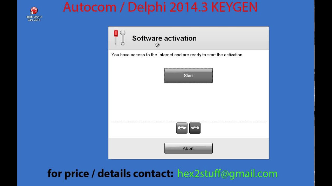 Autocom delphi 2014 3 keygen activation 2014 release 3 cdp ds150e cdp cars trucks vci youtube