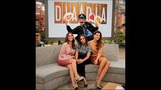 Anitta canta ao vivo em programa de TV na Colômbia; assista trecho do matutino