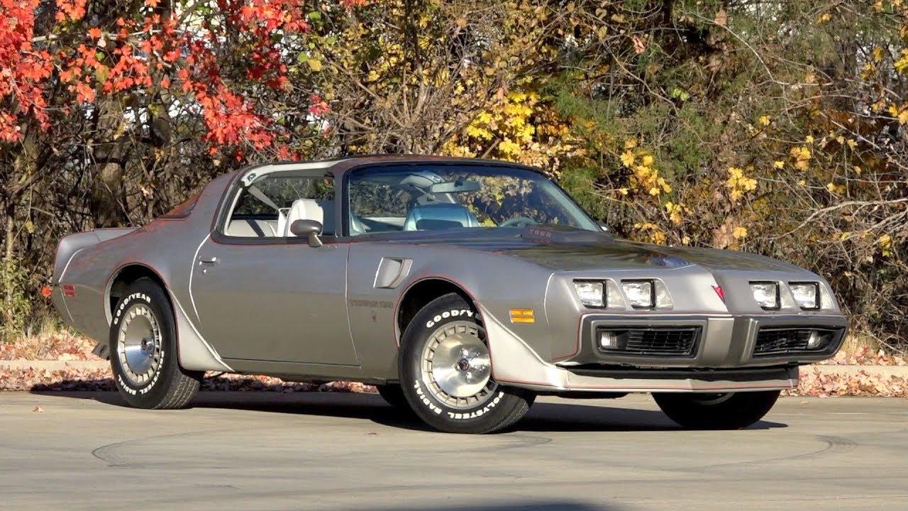 1979 Pontiac Firebird For Sale Classiccars Com Cc 1166776