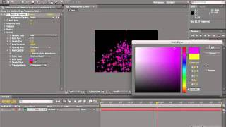 07 02  Creating sparkles with CC Particle Systems II