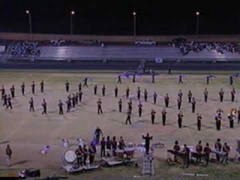 EHS Marching Band 2001-2002 Into the Storm