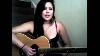 Let It Burn - Usher - Sarah Mac Cover