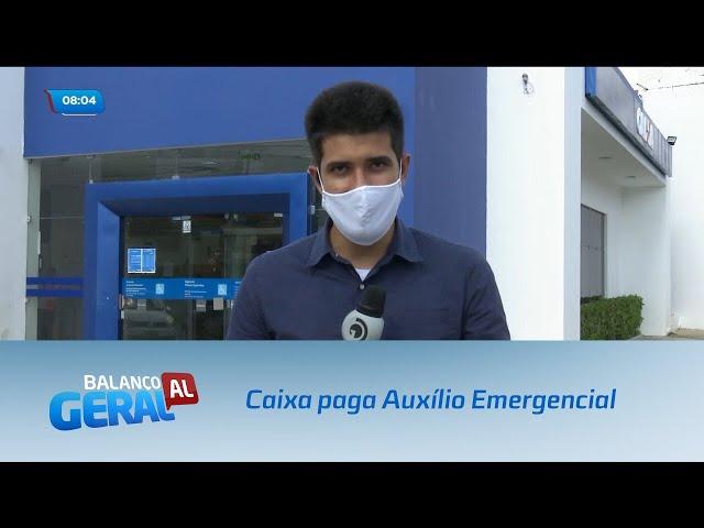 Caixa paga hoje mais uma parcela do Auxílio Emergencial