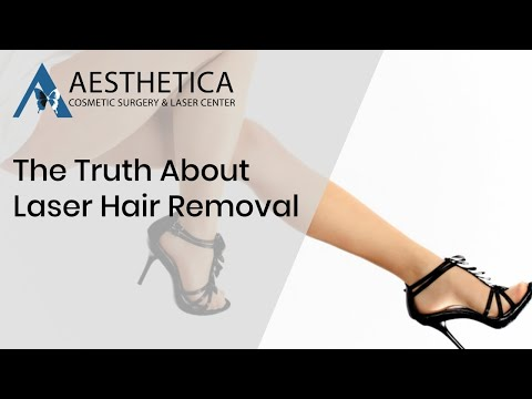 NO MORE HAIR?! Laser Hair Removal Truths
