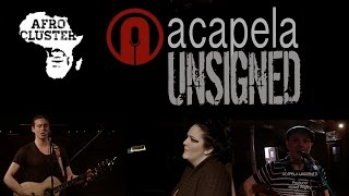 Afro Cluster & Willow Robison & Alan McGee Interview 2015 - Acapela Unsigned [Episode1Part1]