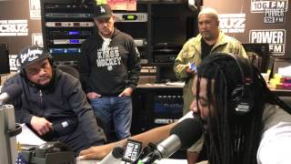 D.R.A.M. Gets Emotional Talking With Ice Cube