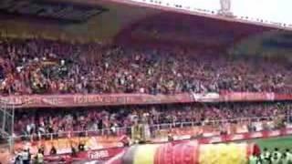 Galatasaray - fenerbahçe, İcimdeki fener askı bambaska