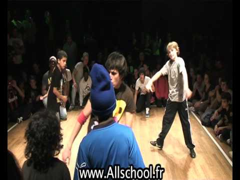 Battle J 1 vs Break Kidz Final 3vs3 Moins de 15 ans B.A.S 2010