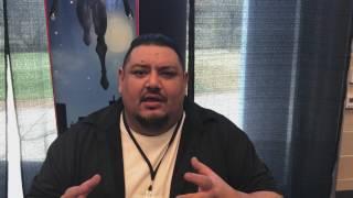 Jay Odjick Talks to Native Media Network @ Indigenous Comic Con