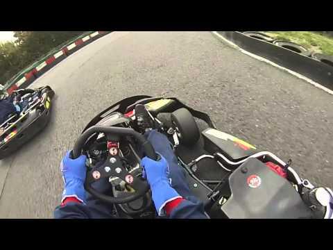Grand Prix Karting, Birmingham Wheels Park - Hayward Wright Charity Kart Race