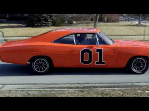 1969 Dodge Charger General Lee Classic Muscle Car for Sale in MI Vanguard Motor Sales