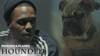 Curren$y Gets Interviewed By Puppies | Hounded