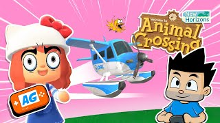 Visitamos tu ISLA de Animal Crossing ! para Switch