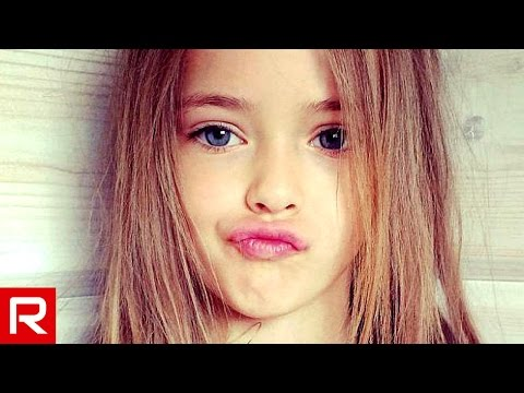 10 Most Beautiful Kids In The World 😍   Child Models (Part 1)