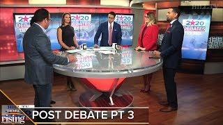 POST DEBATE PANEL: Winners And Losers From Last Night's Debate