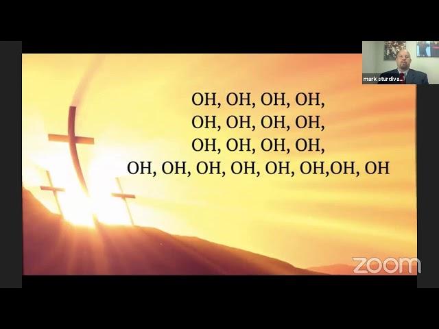 Northminster Sunday Morning Worship - April 25, 2021